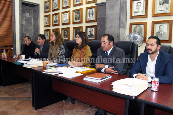 Regidores de oposición no se quedarán de brazos cruzados tras ser ignorados en Cabildo