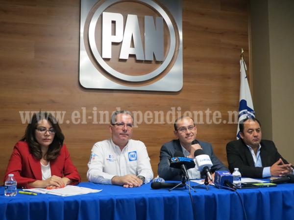 PAN definirá a candidato a la diputación federal en Zamora por Frente Ciudadano