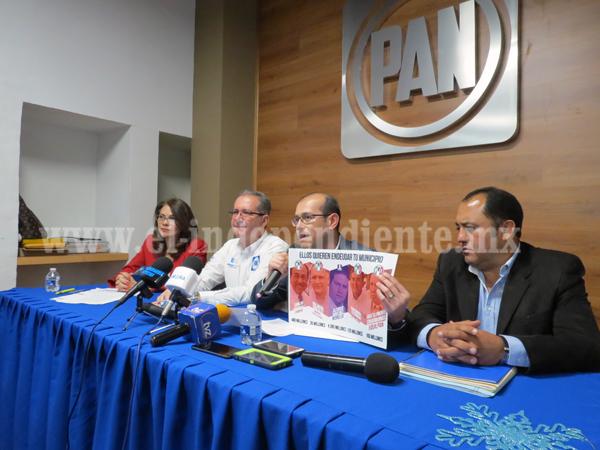 Excluirán de candidaturas a diputados que voten a favor de endeudar a Zamora