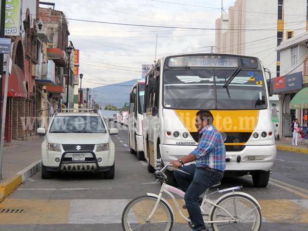 Flexibilidad con transporte foráneo será motivo para aumentar precio de tarifa de pasaje