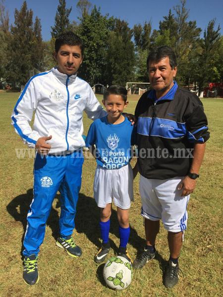 César Giovanni Vega  se une a las filas  del FC Porto de Portugal