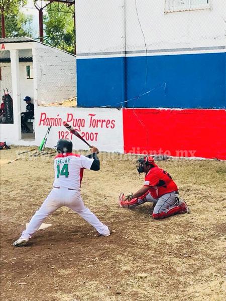 Cardenales de Ario campeón del torneo  de la liga zamorana de Béisbol