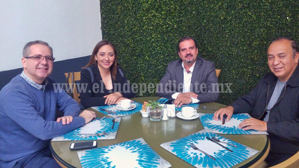 Frente Ciudadano por Michoacán comenzó a tomar acuerdos de trabajo para favorecer a zamoranos
