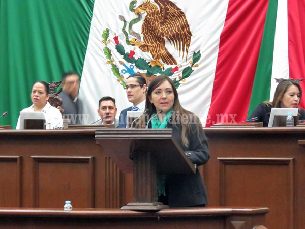 Propone Noemí Ramírez participación ciudadana en toma de decisiones gubernamentales
