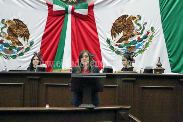 Congreso respalda propuesta de Noemí Ramírez para prevenir enfermedades respiratorias