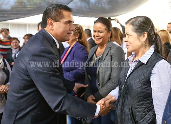Entrega Gobernador proyectos comunitarios a DIF municipales