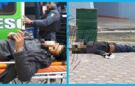 Agresión a balazos en la plaza de la Estancia de Amezcua deja un muerto y un herido