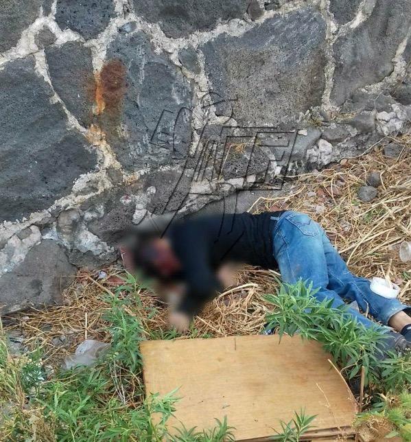 Joven asesinado es hallado en el fraccionamiento Colinas de Tepeyac