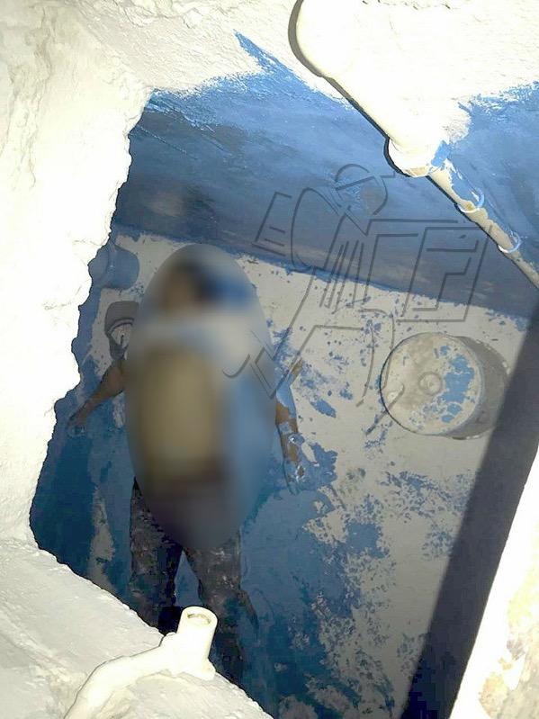 Pintor fallece dentro una cisterna en Zamora