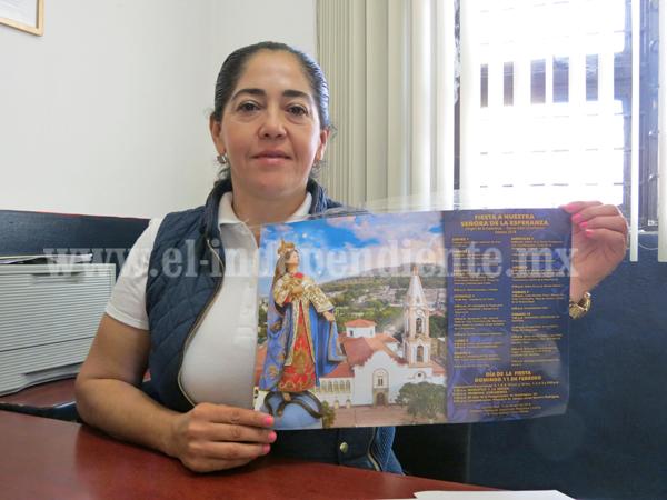 Tránsito y Movilidad alistan operativo para Fiestas de Virgen de la Esperanza