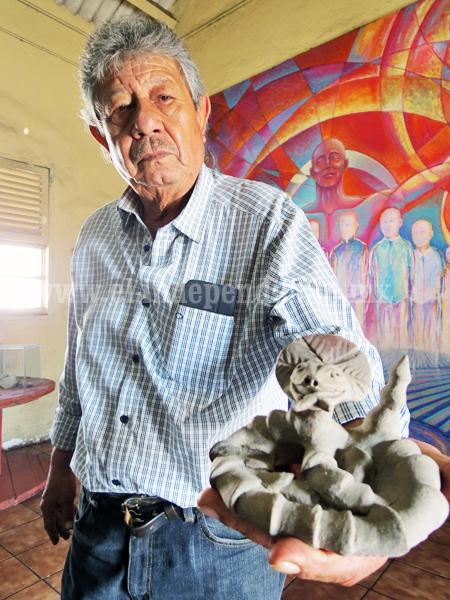 Exhiben nuevas piezas arqueológicas en Museo de la Ciudad