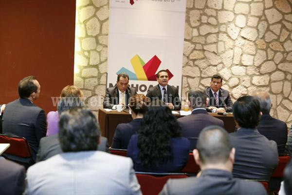 Instruye Silvano Aureoles a potenciar la acción de gobierno en las regiones