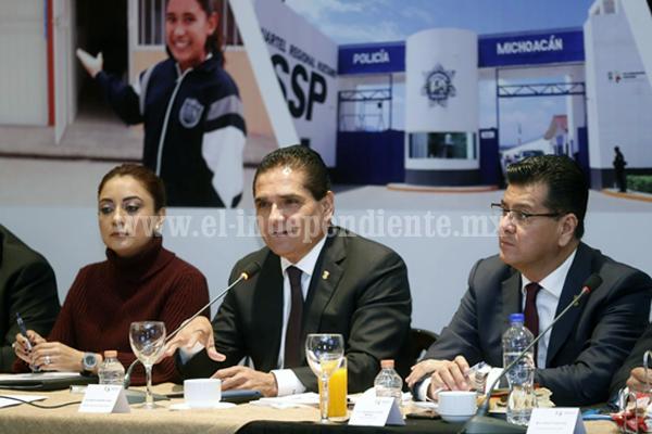 Michoacán requiere de todas y todos para enfrentar retos de 2018: Silvano Aureoles