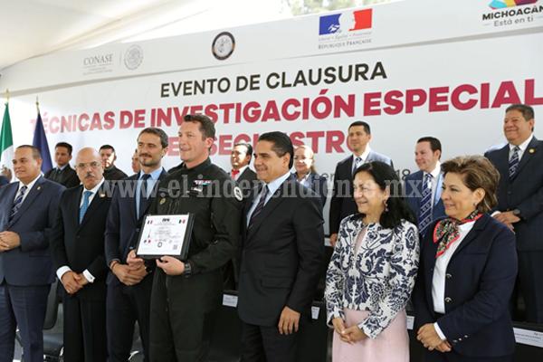 Reconocen avances y voluntad del Gobierno de Silvano Aureoles contra el secuestro