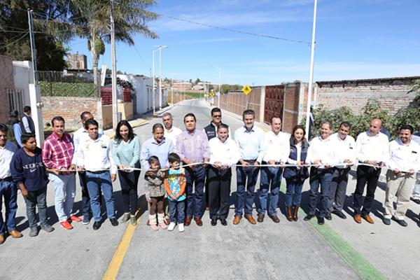 Más de 60 mdp en obras de Fondo Metropolitano en La Piedad: Gobernador