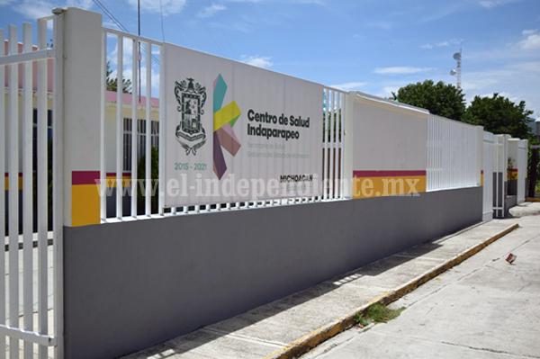Michoacán, estado modelo en dignificación de Centros y Casas de Salud: SSM