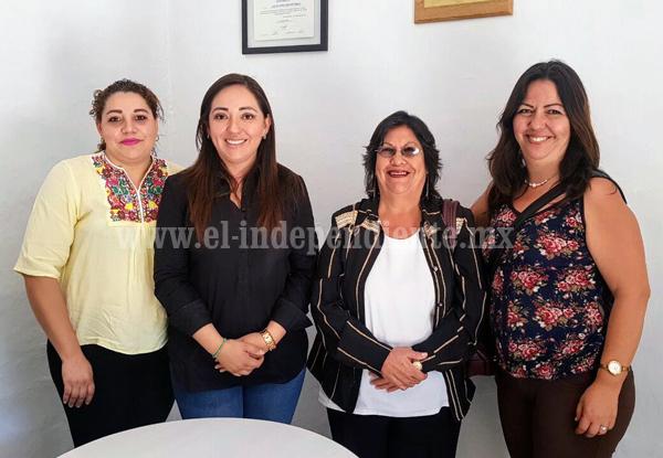 Noemí Ramírez mantiene atención a ciudadanos en Oficina de Enlace Legislativo
