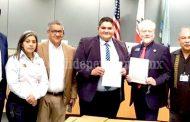 Estrechan lazos de hermanamiento Tangancícuaro con Watsonville, California