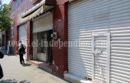 Severa crisis enfrentan micro-negocios del poniente de Zamora