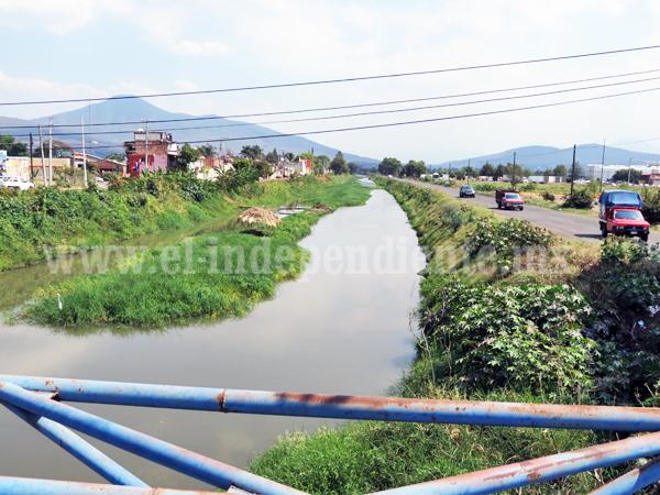 Exceso de lluvia impedirá sequía para este año en zona Zamora