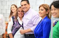 Entrega Gobernador apoyos para alimentación, desarrollo comunitario y asistencia social
