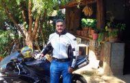 Raúl Paredes dejó al equipo  moto club Fila India