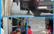 Agricultor muere en atentado a balazos en Jacona