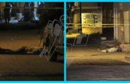 A tiros matan a dos hombres en Ario de Rayón