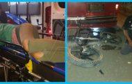 Joven atropellada por moto el fin de semana fallece en un hospital