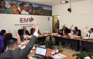 Consejo General del IEM resuelve reconformación de coaliciones y financiamiento de independientes
