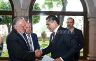 Refuerzan Gobernador y CIRT trabajo conjunto por Michoacán