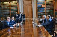 Fortalece Gobernador Silvano Aureoles alianzas con Federación por la seguridad de Michoacán