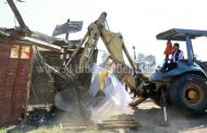 Avanza erradicación de aulas de palitos; entrega Gobernador obras en la Nueva Aldea ll