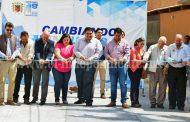 Concluyó exitosa semana de inauguraciones de obra pública