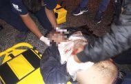 Motociclista se accidenta en Zamora