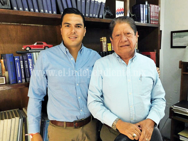 Fortalecerá Sergio Flores a sectores productivos del distrito 5