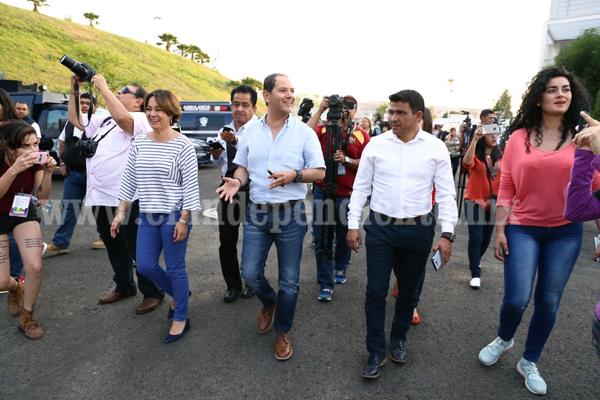 ¡Llegó la hora! Lista, la Expo Fiesta Michoacán 2018