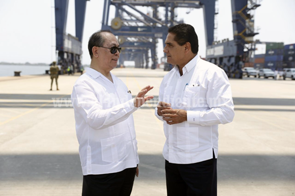Michoacán, con gran potencial para inversiones: Embajador de China