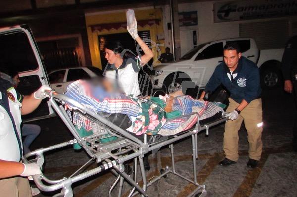 Menor queda moribundo tras choque, en Zamora