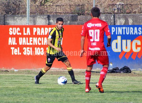 Real Zamora volvió a la senda del triunfo, venció a los Choriceros del Toluca FC