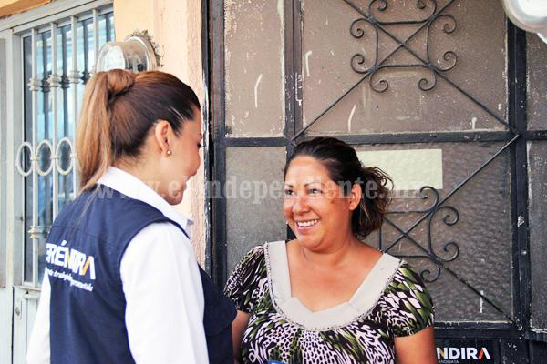 """""""Quiero lo mejor para mi Estado, Distrito y Municipio"""": Eréndira Castellanos"""