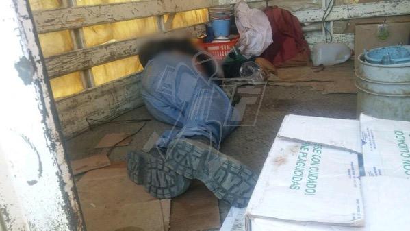 Identificados los dos hombres asesinados en ataque a jornaleros de Jacona