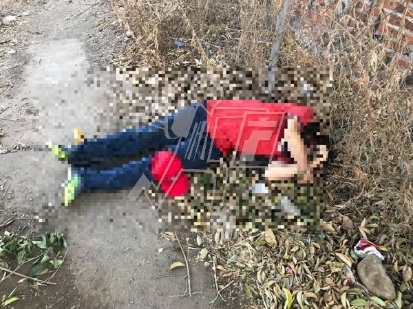 Encuentran un ejecutado en Balcones de Jacona