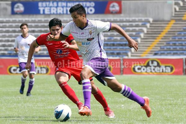 Real Zamora empató con Lobos Premier en casa ajena
