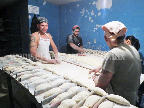 Sube entre uno y dos pesos costo de las piezas de pan a consumidores