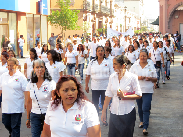 CTM afina detalles para desfile del 1 de mayo