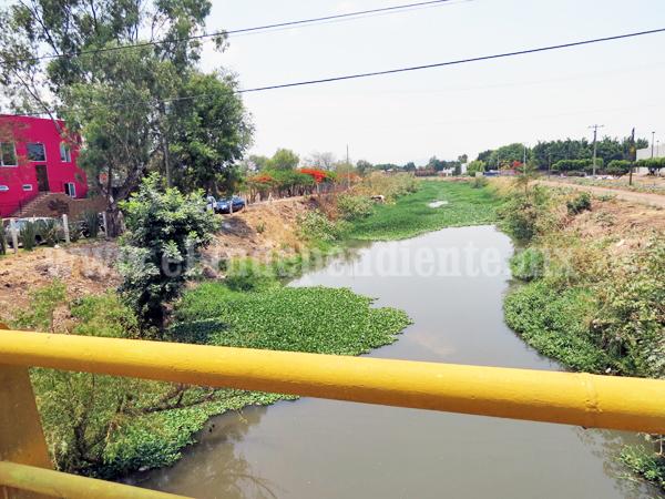 Iniciarán revisión para detectar zonas riesgosas en afluentes en temporada de estiaje