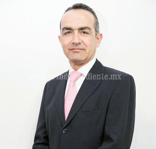 Erick López Barriga, nuevo jefe de la Oficina del Gobernador