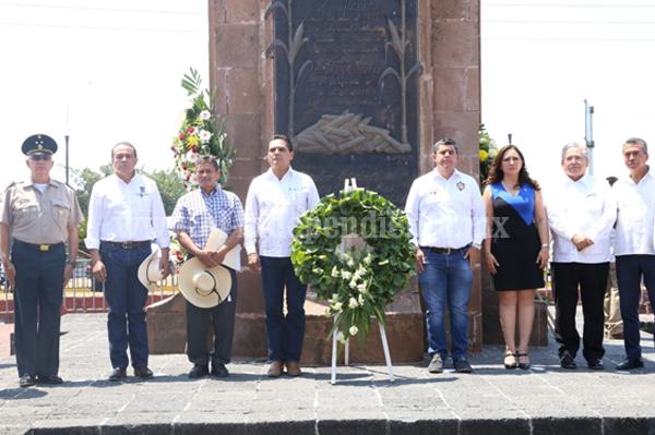 Llama Silvano Aureoles a la unidad nacional por la defensa de la soberanía mexicana