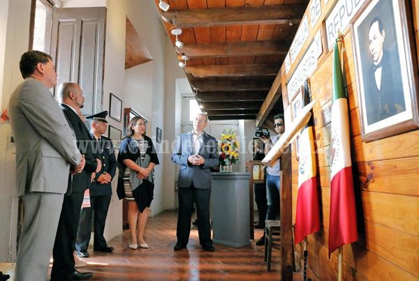 Congreso del Estado ha abonado al fortalecimiento de las instituciones: NoemíRamírez